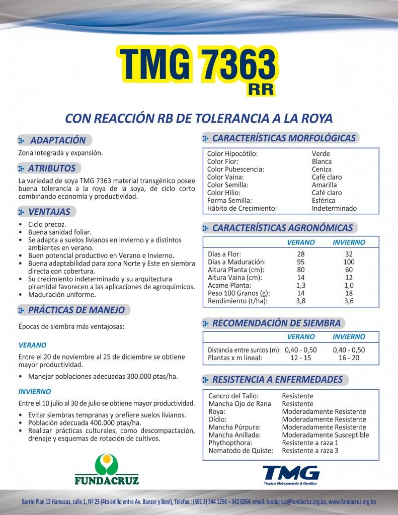 Volante TMG 7363